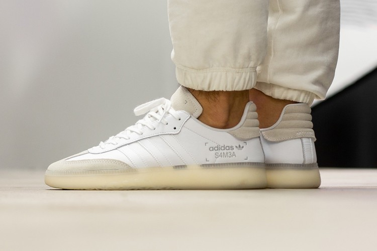 7e793ed44 The Updated adidas Samba RM Drops in