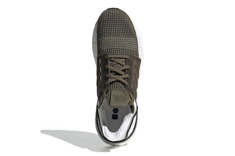 """adidas UltraBOOST 2019 """"Raw Khaki"""" Release info sneakers shoes trainers footwear"""