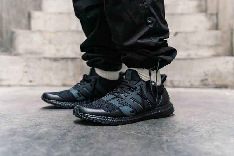 best authentic 36fd1 bd4ab UNDEFEATED x adidas UltraBOOST 1.0 On-Foot Look | HYPEBEAST
