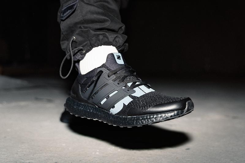 best authentic 2ffe4 dd3f5 UNDEFEATED x adidas UltraBOOST 1.0 On-Foot Look | HYPEBEAST