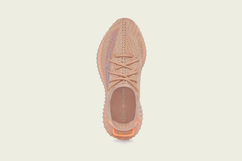 "adidas YEEZY BOOST 350 V2 ""Clay"" Release Date Official Look Pictures Image bUy cop purchase kanye west sneakers trainers information raffle order"