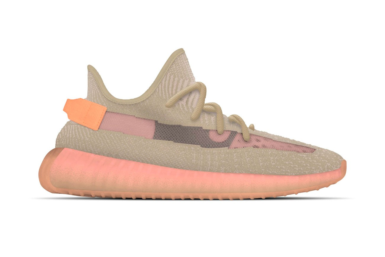 adidas YEEZY BOOST 350 V2 Clay Release