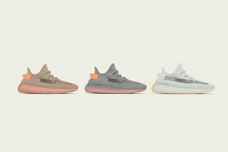 adidas YEEZY BOOST 350 V2 Regional Release Dates kanye west adidas  originals Clay True Form Hyperspace 3372caae7928
