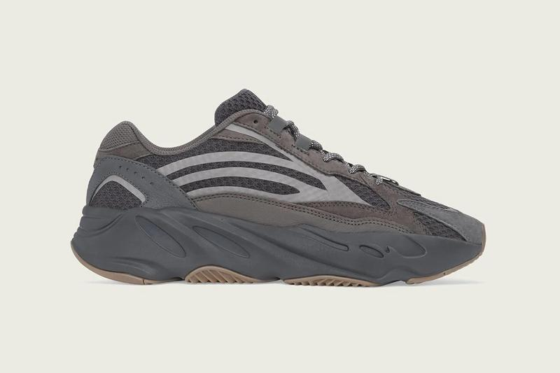 "adidas YEEZY BOOST 700 V2 ""Geode"" Official Look Closer Release Date Details Kanye West Black Grey Beige Sneaker Footwear Raffle Buy Cop Purchase"