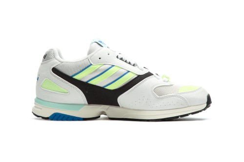 adidas Gives Three Stripes Purists a ZX4000 OG Colorway for SS19