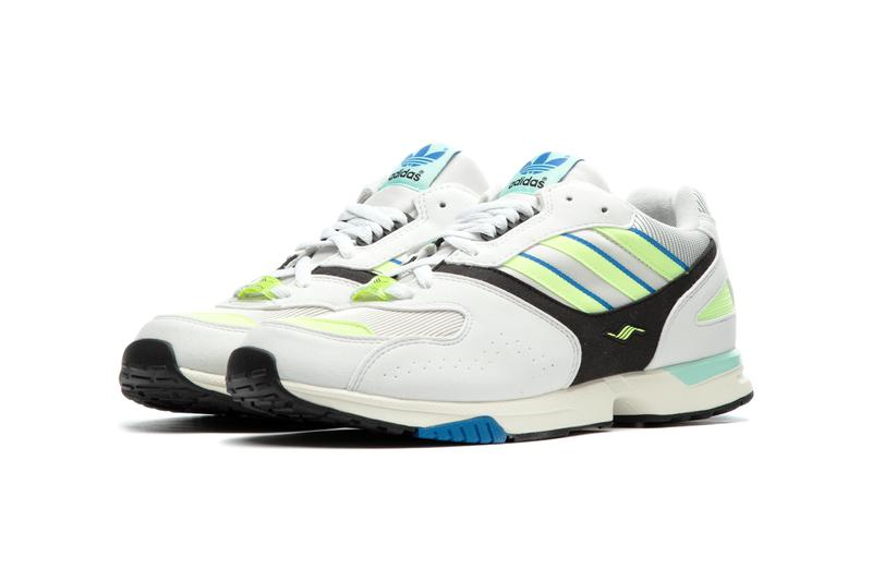 adidas ZX 4000 OG White/Yellow/Blue Release Info Cop Purchase Buy Sneakers Trainers Kicks Footwear
