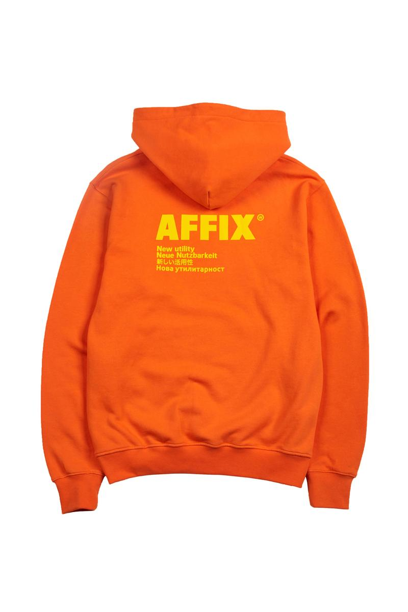 AFFIX works spring summer 2019 ss19 collection release date drop buy Stephen Mann Kiko Kostadinov Taro Ray Michael Kopelman designers