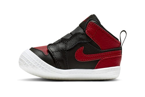 """Air Jordan 1 Gets Classic """"Banned"""" Colorway for Toddlers"""