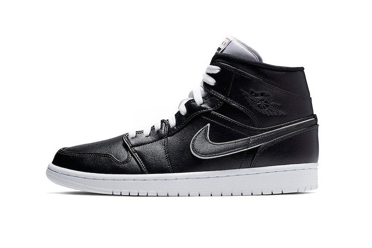 low priced 89c87 644bd New Air Jordan 1 Mid Sports a Memorable MJ Quote