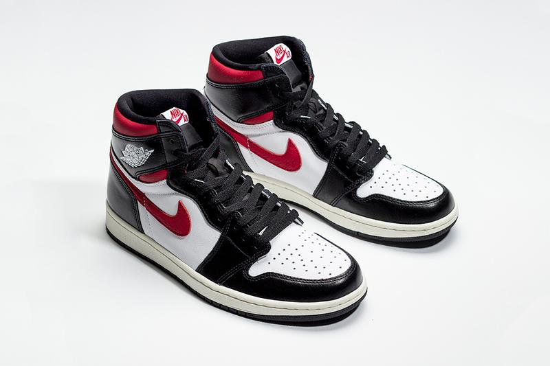 bbfe71576ea Sneaker Bar Detroit. air jordan 1 retro high og 2019 june footwear jordan  brand black white sail gym red