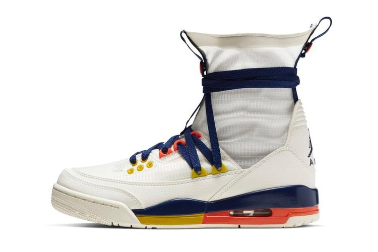 4bbba3c7f646 Jordan Brand Goes Ultra-High for Air Jordan 3 RTR EXP Lite
