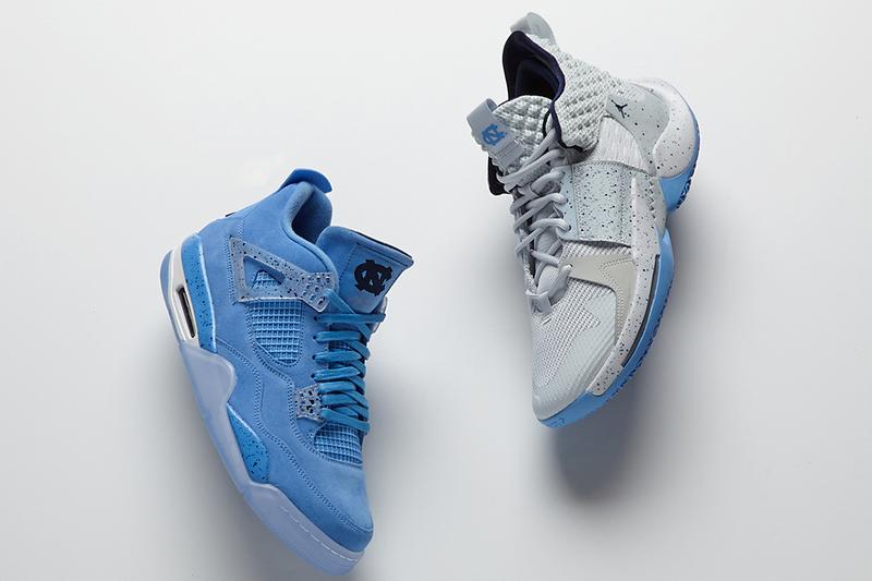 air jordan 4 jordan why not zer0.2 college pes march madness georgetown marquette oklahoma florida unc university of north carolina michigan