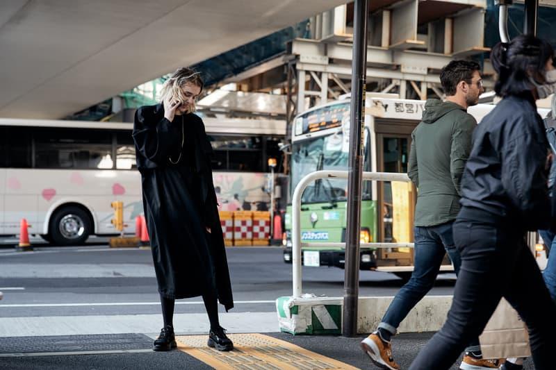Amazon Fashion Week Tokyo Fall Winter 2019 Street Style Recap