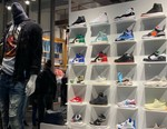 American Eagle Sparks Debate With Sneaker Reseller Pop-up