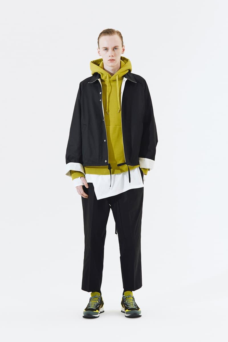 ANEI Japan Fall/Winter 2019 Collection Lookbook Yuu Haneishi designer fw19