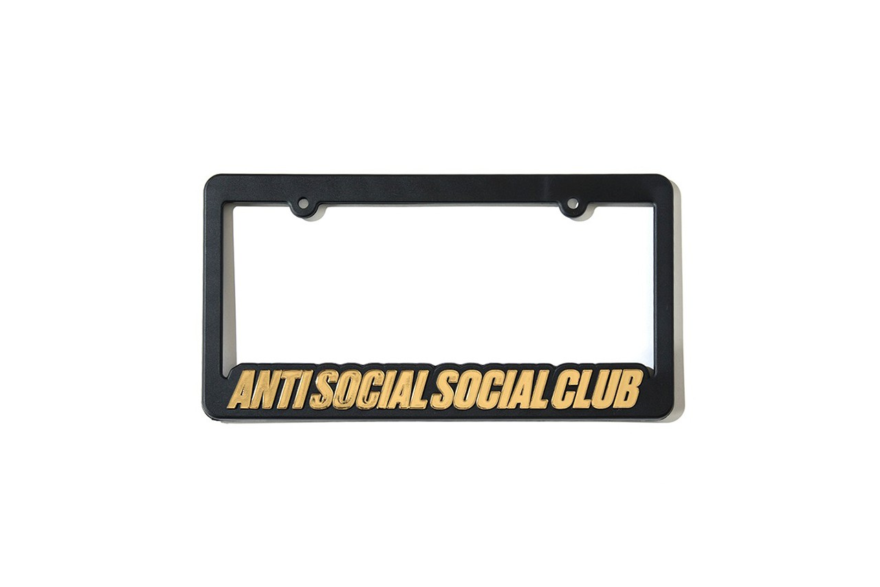 Anti Social Social Club ASSC SS19 Spring Summer 2019 Lookbook Collection Neek Lurk