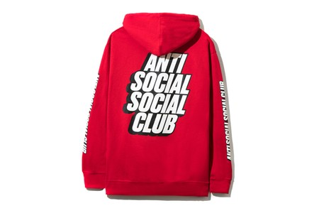 "A Full Look at Anti Social Social Club ""STRESSED"" SS19 Collection"