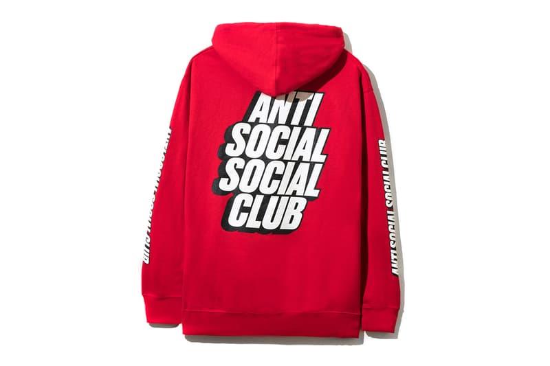 f171302ff8143 Anti Social Social Club ASSC SS19 Spring Summer 2019 Lookbook Collection  Neek Lurk
