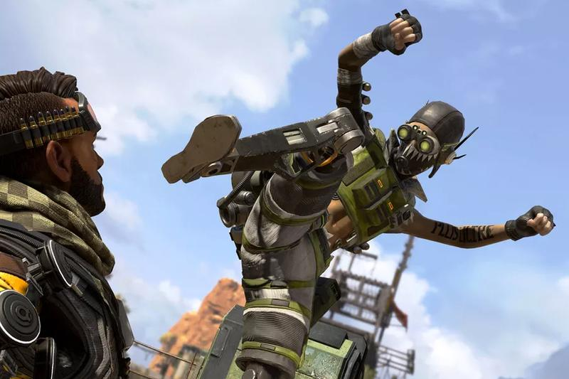 Apex Legends Ban 500000 Accounts for Cheating hacking gaming video games PC battle royale
