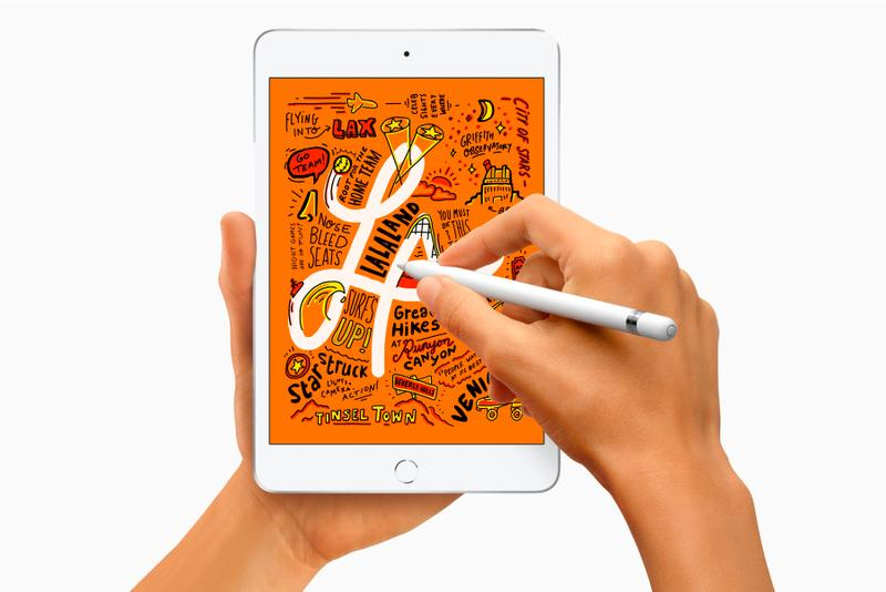 Apple 10.5-Inch iPad Air and Updated iPad Mini tim cook apple pencil a12