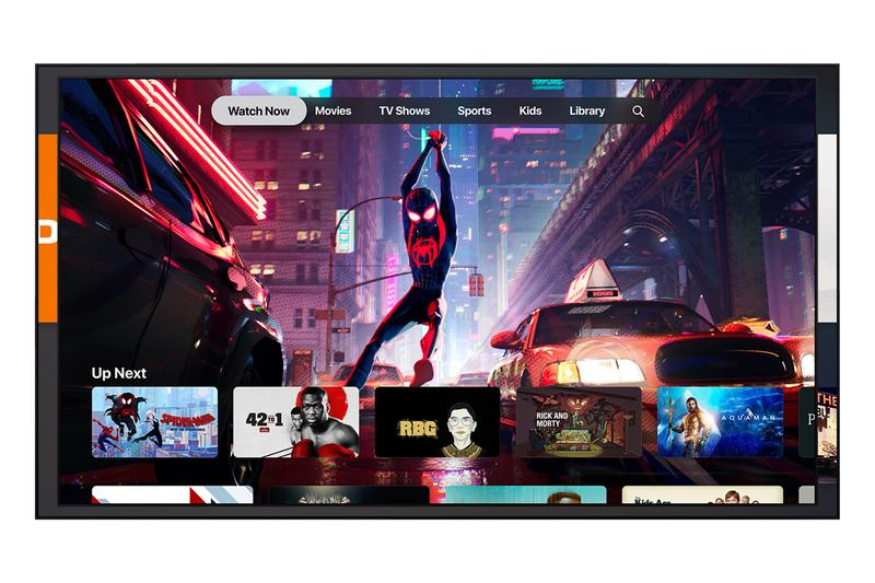 Apple TV plus Video Streaming Subscription Service Unveil app movies shows news arcade sports itunes