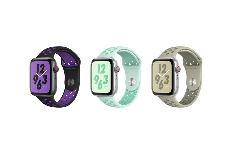 apple watch bands hermes nike spring 2019 series 4 releases