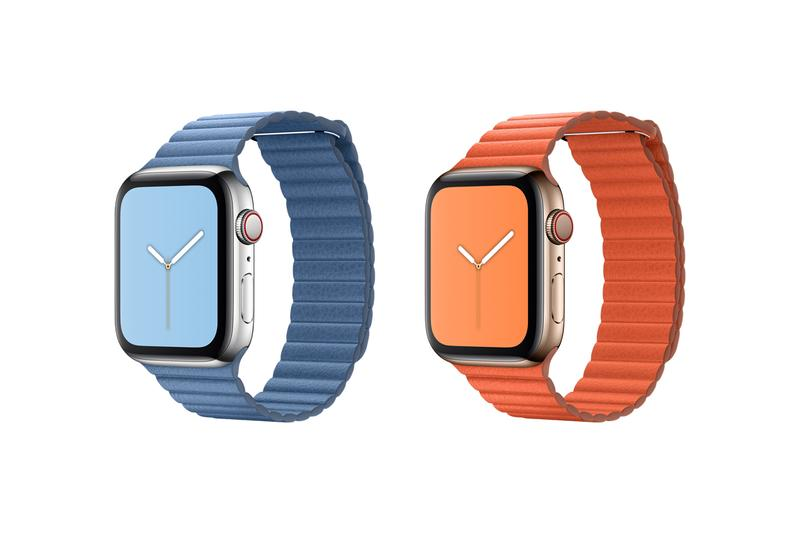 apple watch bands hermes nike spring 2019 series 4 releases