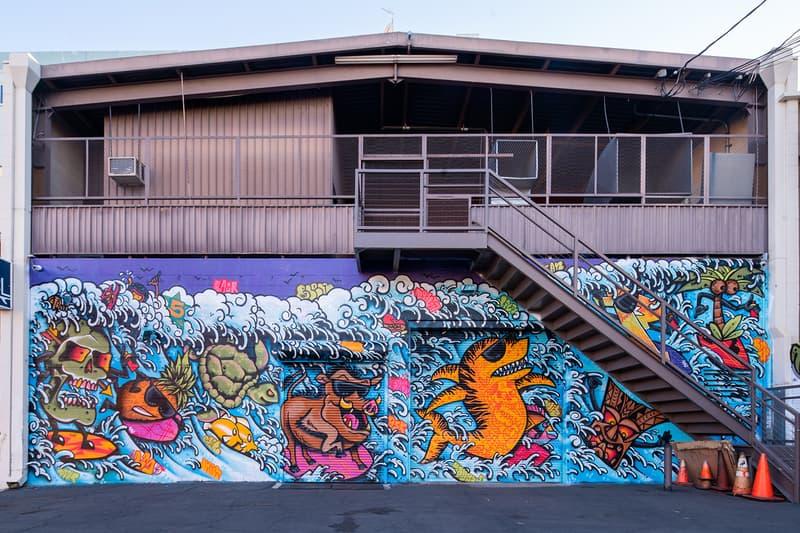 Pow! Wow! Hawaii 2019 Festival Info recap art artists eminem hip-hop street art