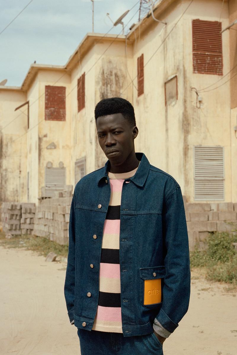 arte antwerp spring summer 2019 lookbook collection images
