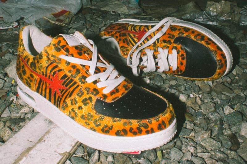 atmos con Starwalk Episode II Release Announcement Zebra Cheetah Leopard Print Gab3 Hoyee Li 2019