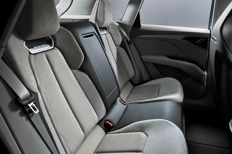 Audi Q4 Entry-Level Electric Crossover Concept german car volkswagen motors geneva auto show