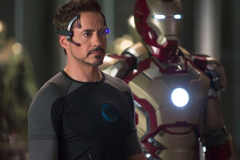 Avengers End Game Last Robert Downey Jr MCU Film Iron Man