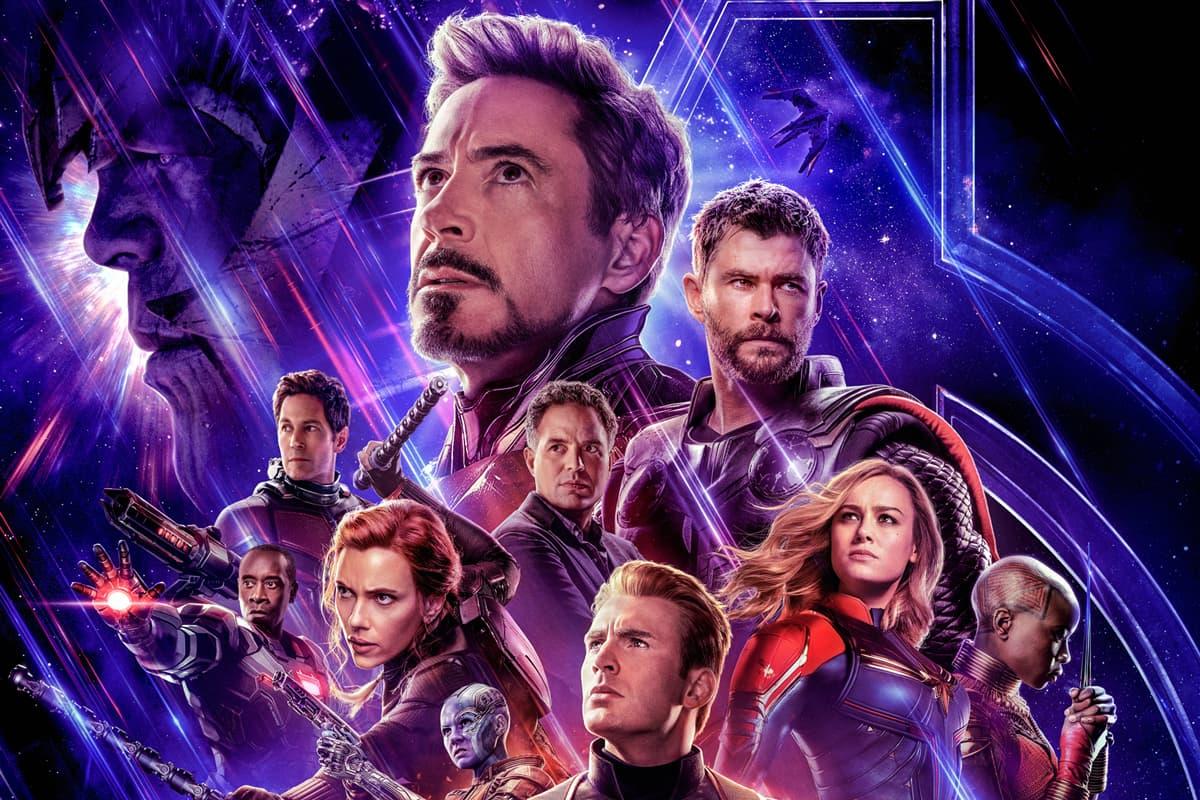 Avengers Endgame Trailer Gallery: 'Avengers: Endgame' Trailer Contains Fake Footage