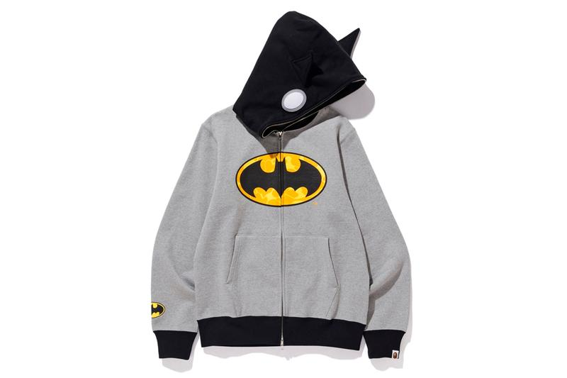DC Comics x BAPE 2019 Collaboration superman batman Warner Bros.