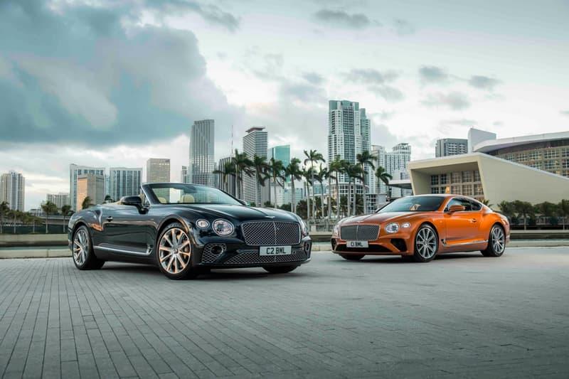 Bentley Third Generation Continental GT V8 Release Info motorsport car automotive luxury