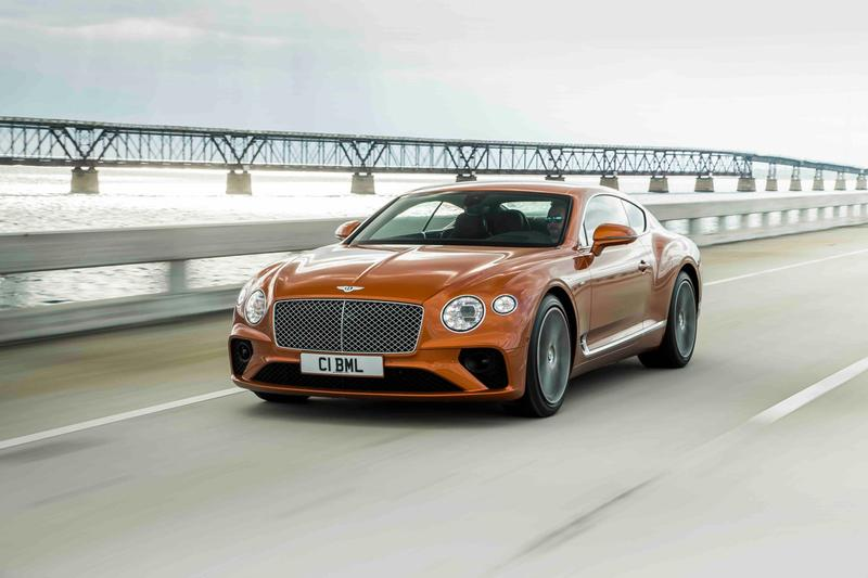 Bentley Third Generation Continental GT V8 Release Info motorsport car automotive luxury