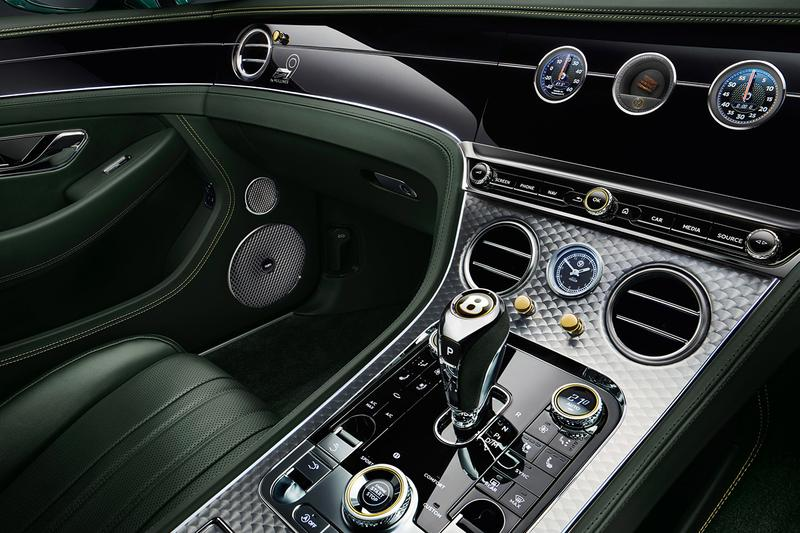 "Bentley Continental GT No. 9 Edition Le Mans Car Info Information 100th Birthday ""Ultimate Collector's Version' Sir Henry Ralph Stanley 'Tim' Birkin 4.5 Liter Supercharger 175 Brake Horsepower"