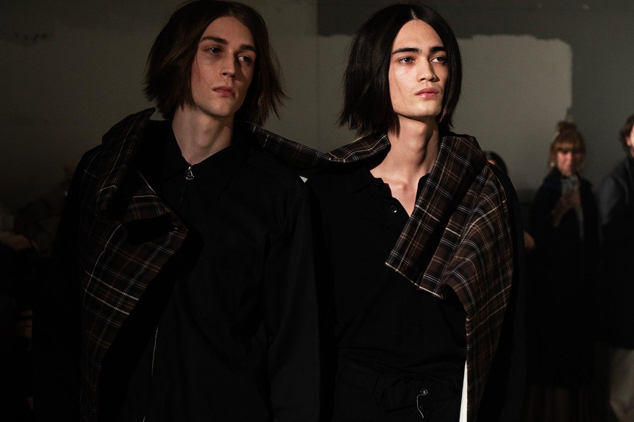 Scandinavian Fashion Design Brand Label Sefr Sunflower mfpen per gotesson l'homme rouge emerging up and coming new underground best newest latest