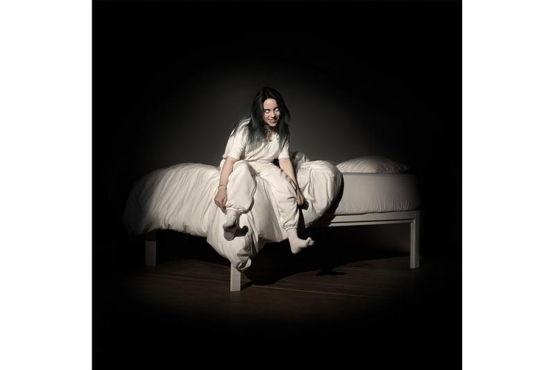 Billie Eilish WHEN WE ALL FALL ASLEEP WHERE DO WE GO? Release Stream Spotify Apple Music Finneas O'Connell