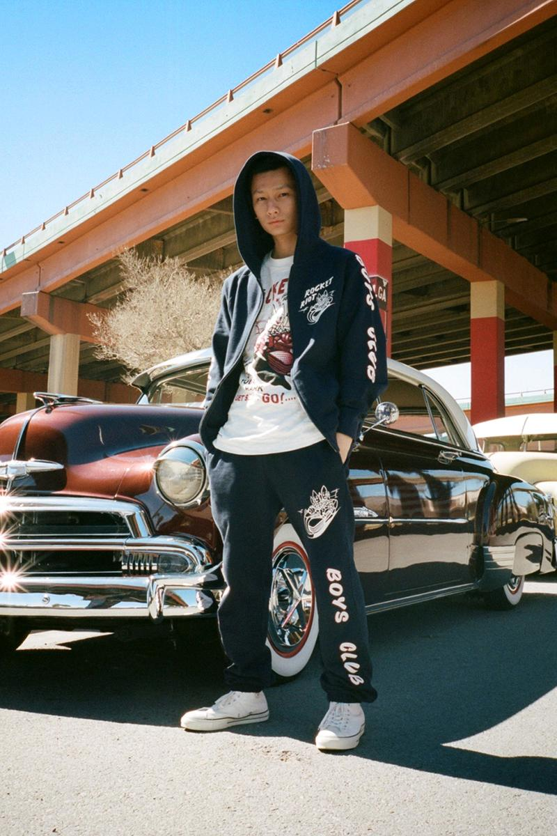 Billionaire Boys Club Spring/Summer 2019 Lookbook Collection Fashion Clothing Brand London Soho Info Information Release Date Details Cop Purchase Buy