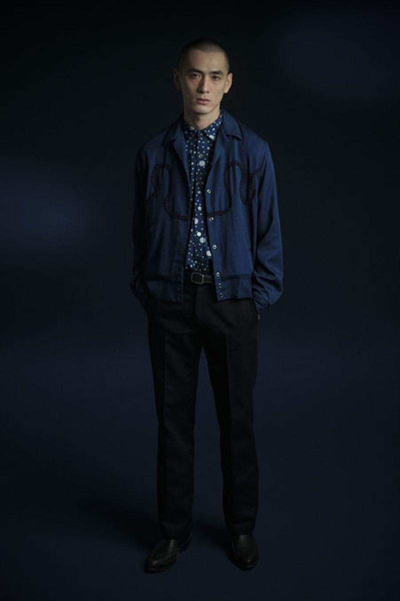Blue Blue Japan Fall Winter 2019 Lookbook Info fashion lookbooks fw19