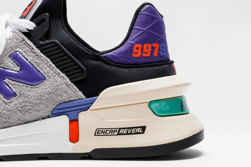 bodega new balance 997s no days off sneaker release