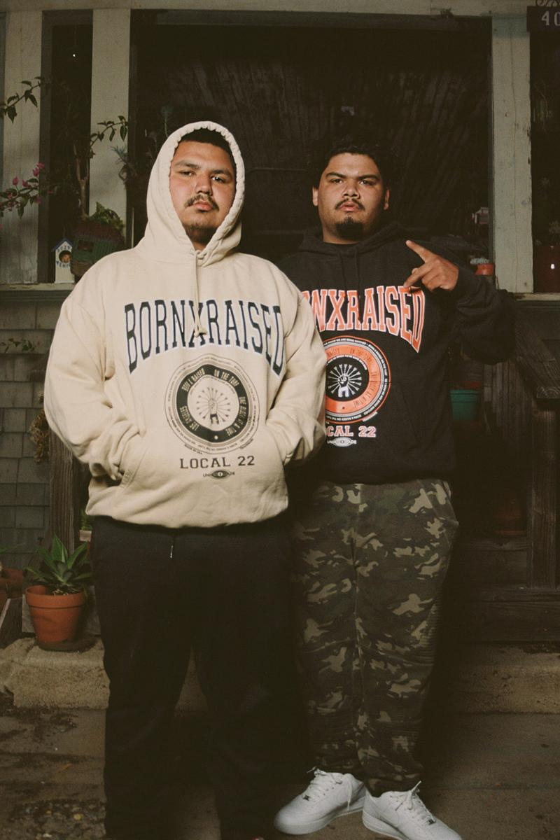 BornxRaised Portraits of Venice Spring Collection