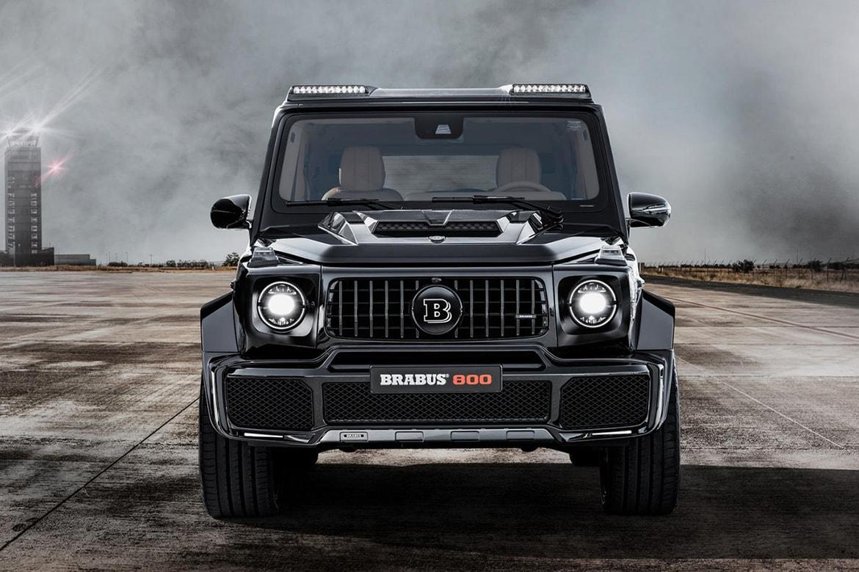 Brabus G-63 800 Widestar Car Details | HYPEBEAST