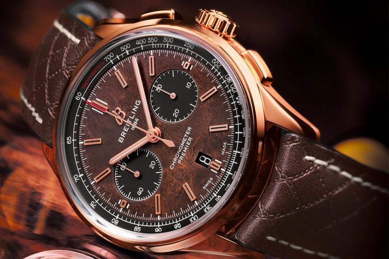 Breitling Celebrates Bentleys 100 Year Anniversary With New Limited Edition centenary continental gt premier watches