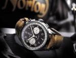 Breitling & Norton Release the Premier Chronograph Watch and Commando 961 Café Racer