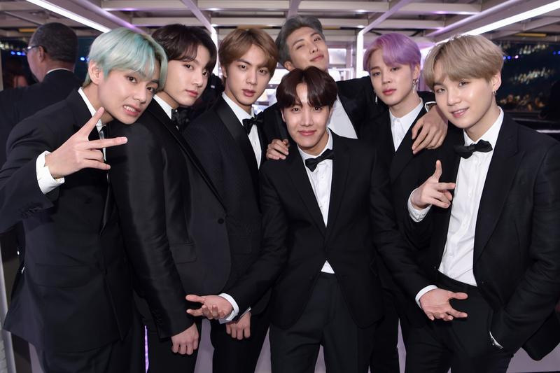 BTS Announce New Album 'MAP OF THE SOUL : PERSONA