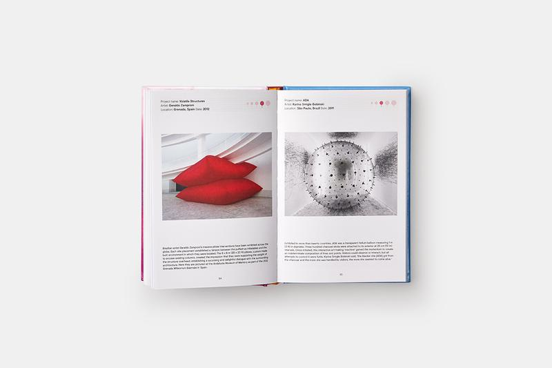 Bubbletecture Phaidon Published Sharon Francis architect UK Hong Kong USA Australia New York City Inflatable Architecture Design Book Hardback