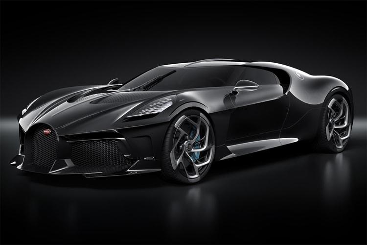 Bugatti Suv 2019