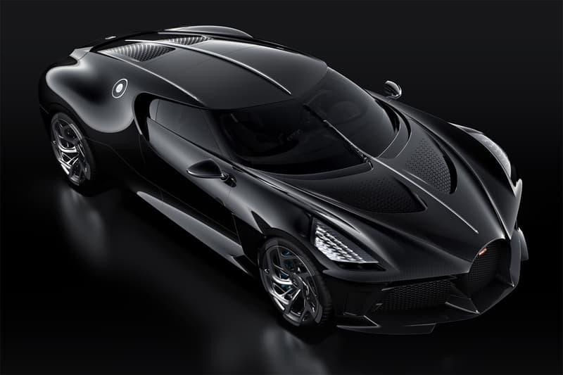 Bugatti La Voiture Noire Most Expensive Car Info Information Details Price USD GBP EUR Dollars Pounds Euros €11 $12.5 £9.5 Million Automotive